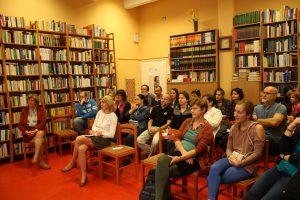 dr. Gyarmathy Éva előadása